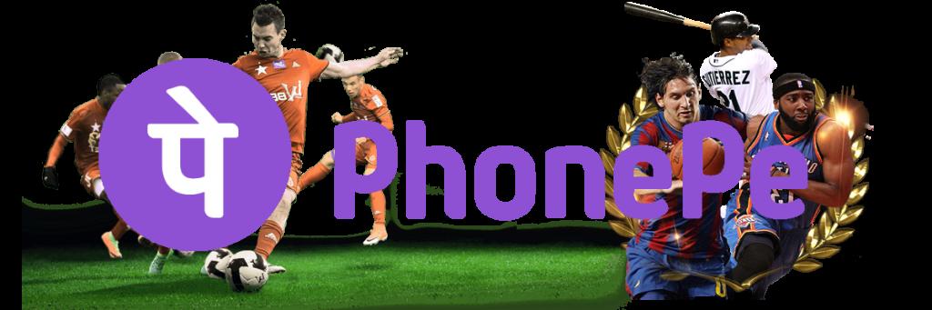 PhonePe Betting